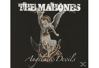 The Mahones - Angels & devils - (CD)