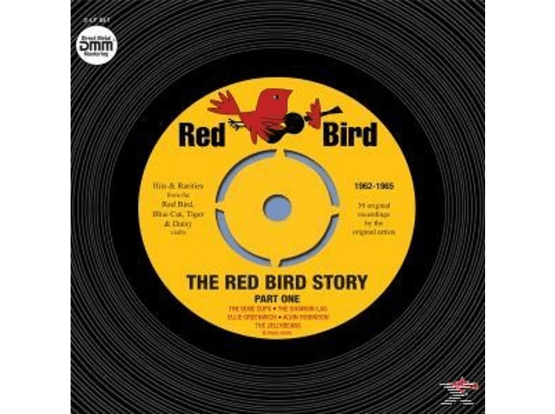 VARIOUS - The Red Bird Story Vol.1 [Vinyl]