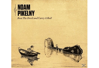 Noam Pikelny - BEAT THE DEVIL AND CARRY A RAIL - (CD)