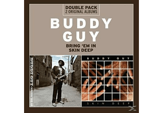 Buddy Guy - Bring 'em In/Skin Deep - (CD)
