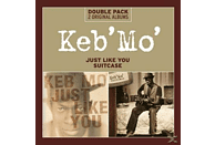 Keb' Mo' - Just Like You/Suitcase [CD]
