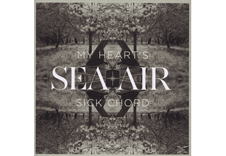 Sea  Air - My Heart's Sick Chord - (CD)