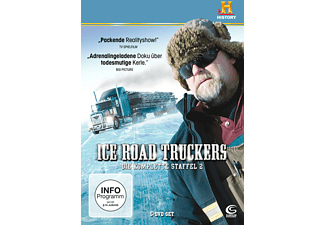 Ice Road Truckers - Staffel 2 - (DVD)
