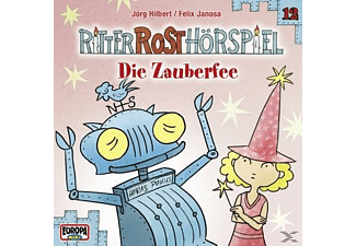 SONY MUSIC ENTERTAINMENT (GER) Ritter Rost 12: Die Zauberfee