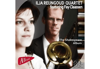 Ilja Quartet Reijngoud, Reijngoud,Ilja/Quartet Ft.Claassen,Fay - The Shakespeare Album - (SACD)