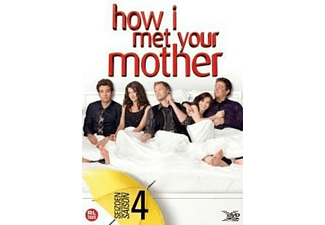 How I Met Your Mother Seizoen 4 TV-serie