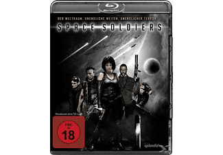 Space Soldiers [Blu-ray]