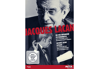 Jacques Lacan (Die neu erfundene Psychoanalyse / Jacques Lacan spricht) [DVD]