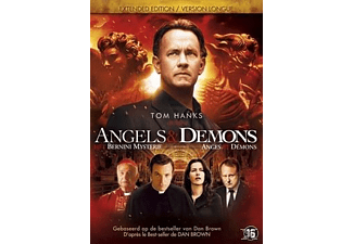 Angels & Demons DVD