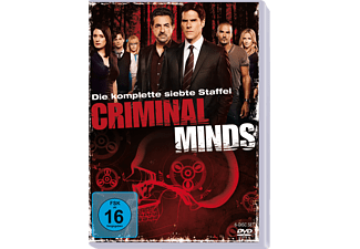 Criminal Minds - Staffel 7 Thriller DVD