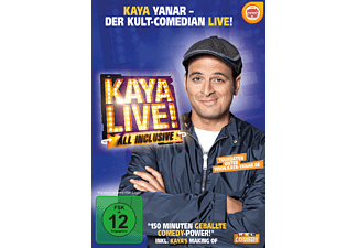 Kaya Yanar - Kaya Live! All inclusive - (DVD)