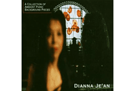 Dianna Je'an - Into The Background [CD]