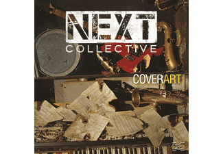The Next Collective - Cover Art - (CD)