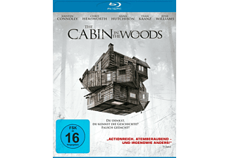 The Cabin in the Woods - (Blu-ray)
