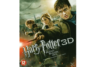 Harry Potter and the Deathly Hallows - Part 2 Blu-ray 3D + 2D
