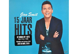Jan Smit - 15 Jaar Hits | CD