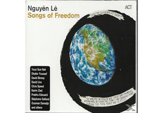 VARIOUS, Le,Nguyen/Nah,Youn Sun/Youssef,Dhafer - Songs Of Freedom - (CD)