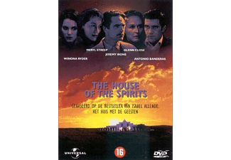 The House Of The Spirits | DVD