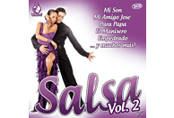 VARIOUS - W.O.Salsa Vol.2 [CD]
