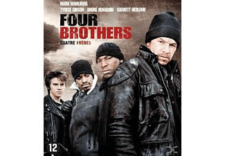 Four Brothers Blu-ray