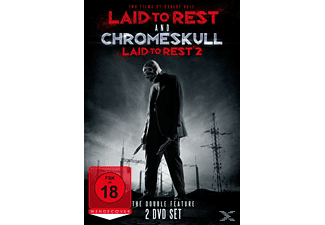 Laid to Rest - Double Feature - (DVD)