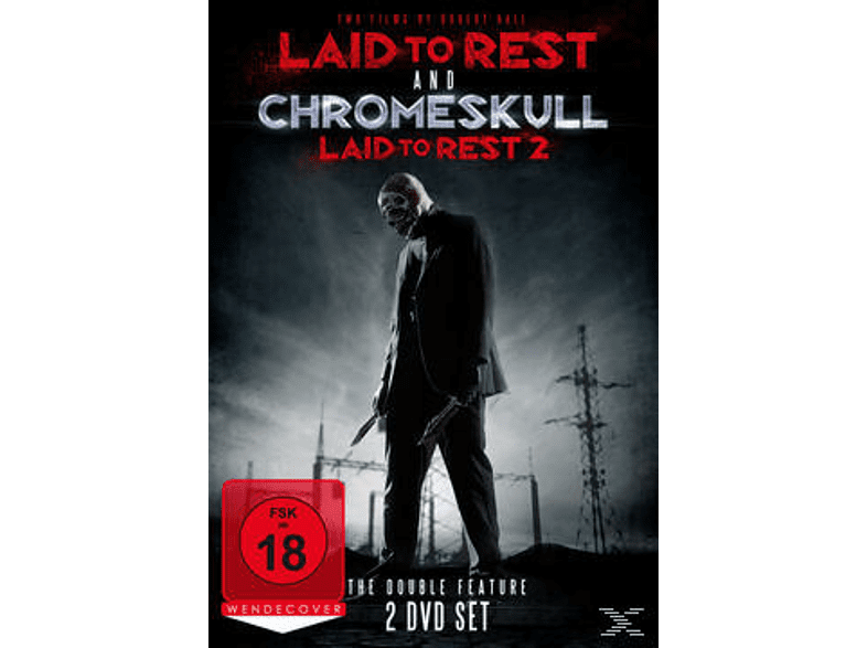 Laid to Rest - Double Feature [DVD]