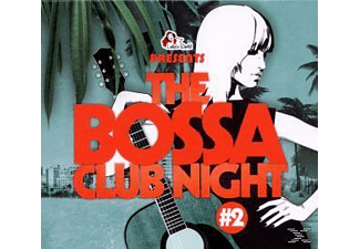 VARIOUS - The Bossa Club Night #2 - (CD)