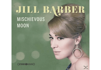 Jill Barber - Mischievous Moon - (CD)