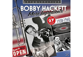 Bobby Hackett - More Ingredients - (CD)