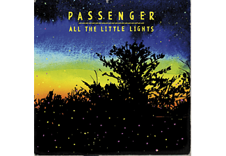 Passenger ALL THE LITTLE LIGHTS Pop CD