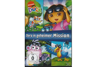 Dora - Dora in geheimer Mission - (DVD)