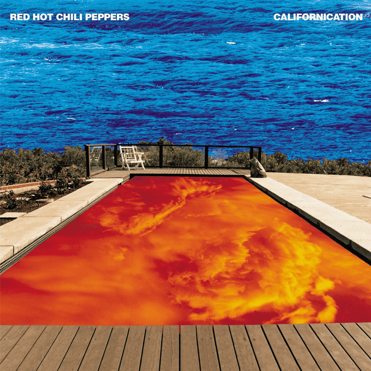Californication Red Hot Chili Peppers auf Vinyl