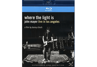 John Mayer - Where The Light Is: Live In Los Angeles | Blu-ray