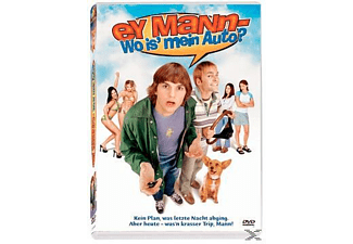 Ey Mann - Wo is' mein Auto? - (DVD)