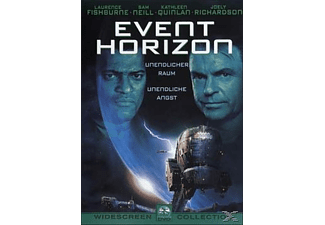 Event Horizon - Am Rande des Universums - (DVD)