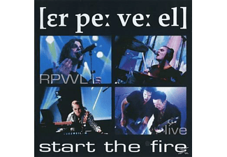 RPWL - Start The Fire (Live) - (CD)