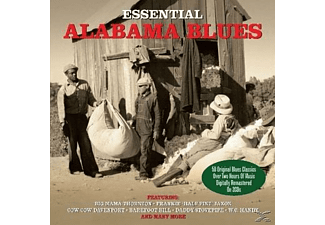 VARIOUS - Essential Alabama Blues - (CD)