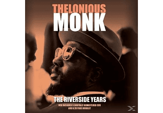 Thelonious Monk - Riverside Years - (CD)