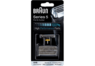 BRAUN 51S Series 5 Folie en Messenblok