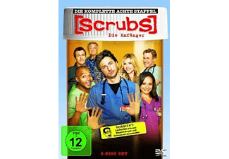 Scrubs - Staffel 8 - (DVD)