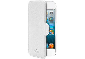 PURO Booklet Folio cover Blanc (IPC5BOOKWHI)