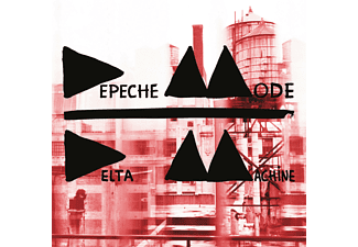 Depeche Mode DELTA MACHINE (DELUXE EDITION) Pop CD