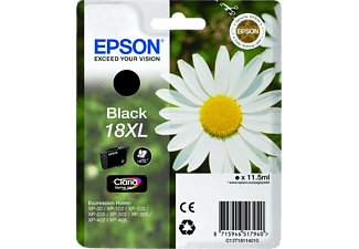 EPSON Claria Home Ink black 18XL