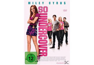 So Undercover Action DVD