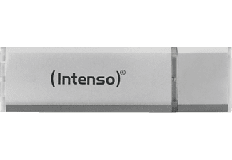 INTENSO Alu Line, USB-Stick, USB 2.0, 32 GB