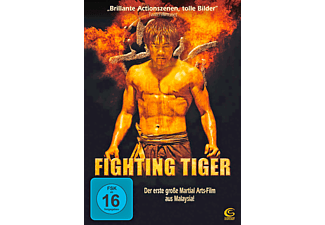Fighting Tiger - (DVD)