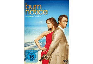 Burn Notice - Staffel 3 - (DVD)