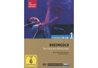 Kaminski On Air 1 - Rheingold: Der Ring der Nibelungen - (DVD)