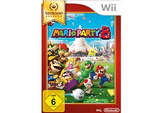 Mario Party 8 (Nintendo Selects) - Nintendo Wii