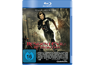 Resident Evil - Retribution Science Fiction Blu-ray